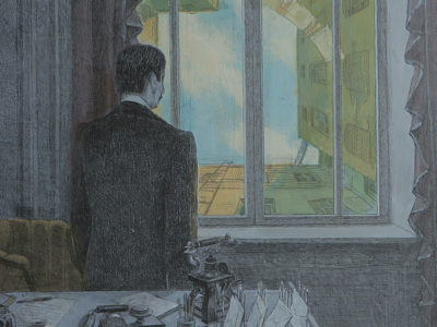 «Process»  by Franz Kafka